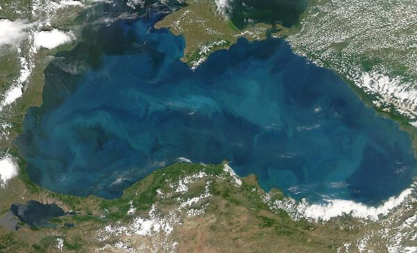 Факти за Черно море